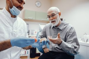 Senior Citizens and Dental Implants